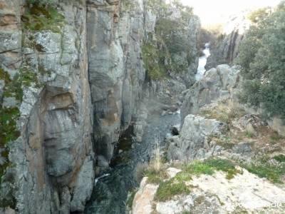 Desfiladero de la Risca [Valdeprados]fotos de sierra de cazorla viajes cristal de roca fotos cerezos